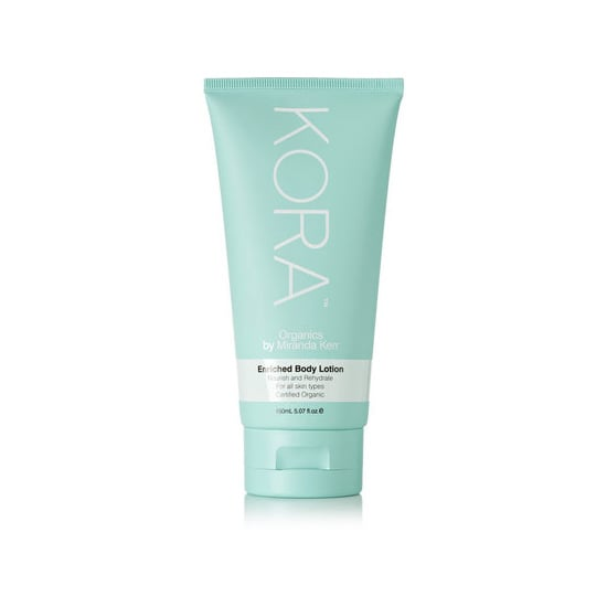 Kora Organics Enriched Body Lotion ($54) is made with organic ingredients, so it's perfect for the socially conscience.