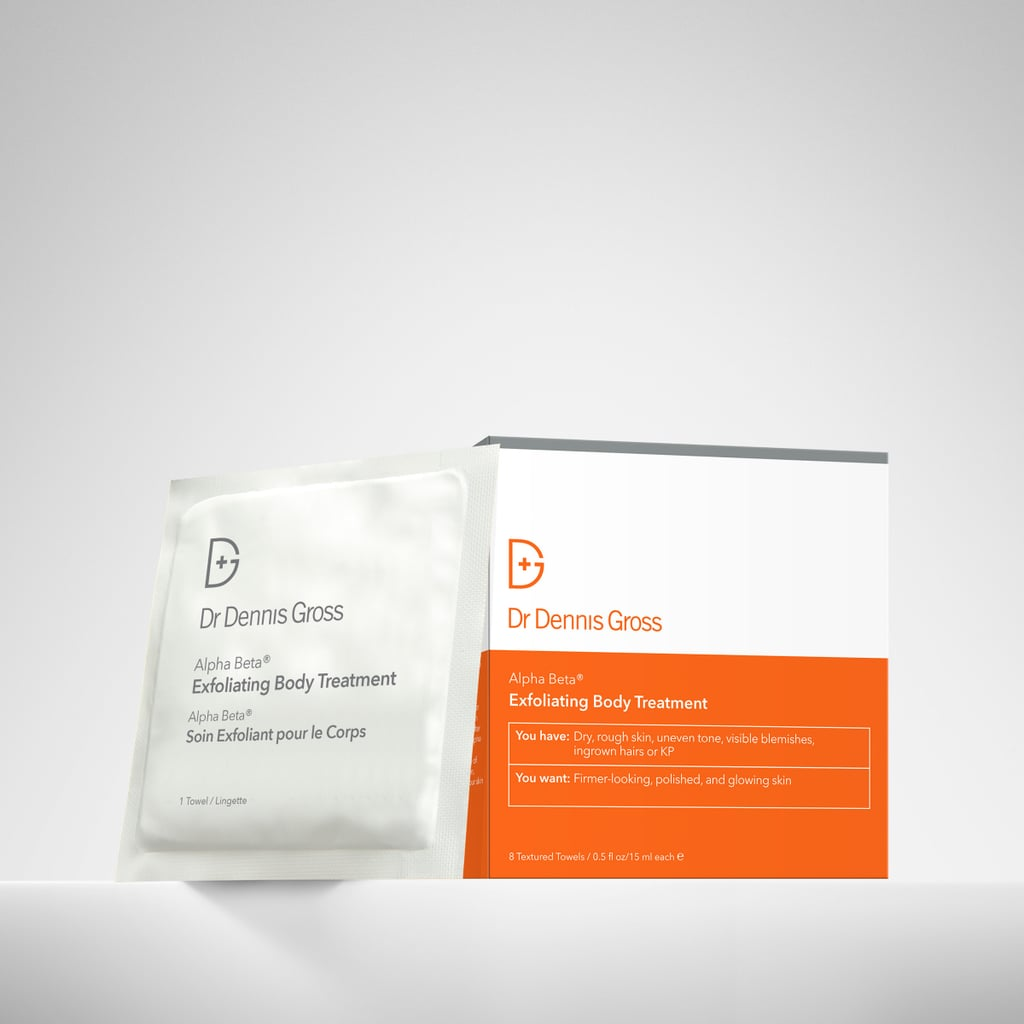 Dr. Dennis Gross Skincare Alpha Beta Exfoliating Body Treatment Peel