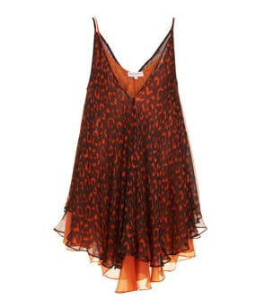Opening Ceremony Sheer Baby Doll Dress ($658)
