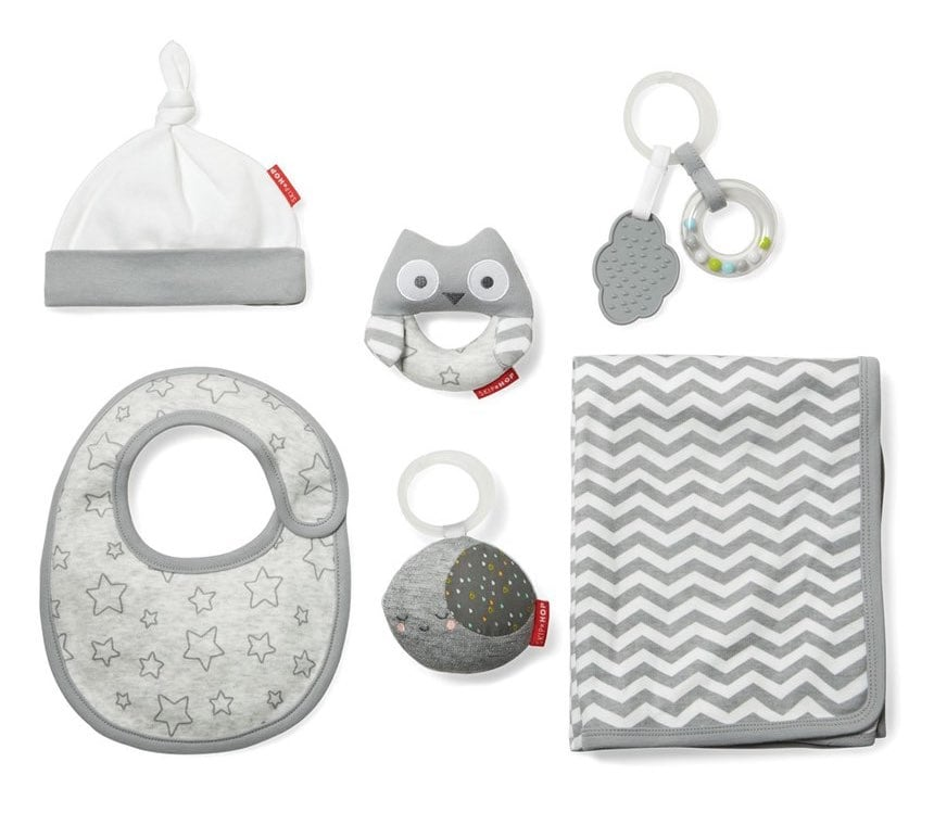 Skip Hop Infant Baby Bundle Set
