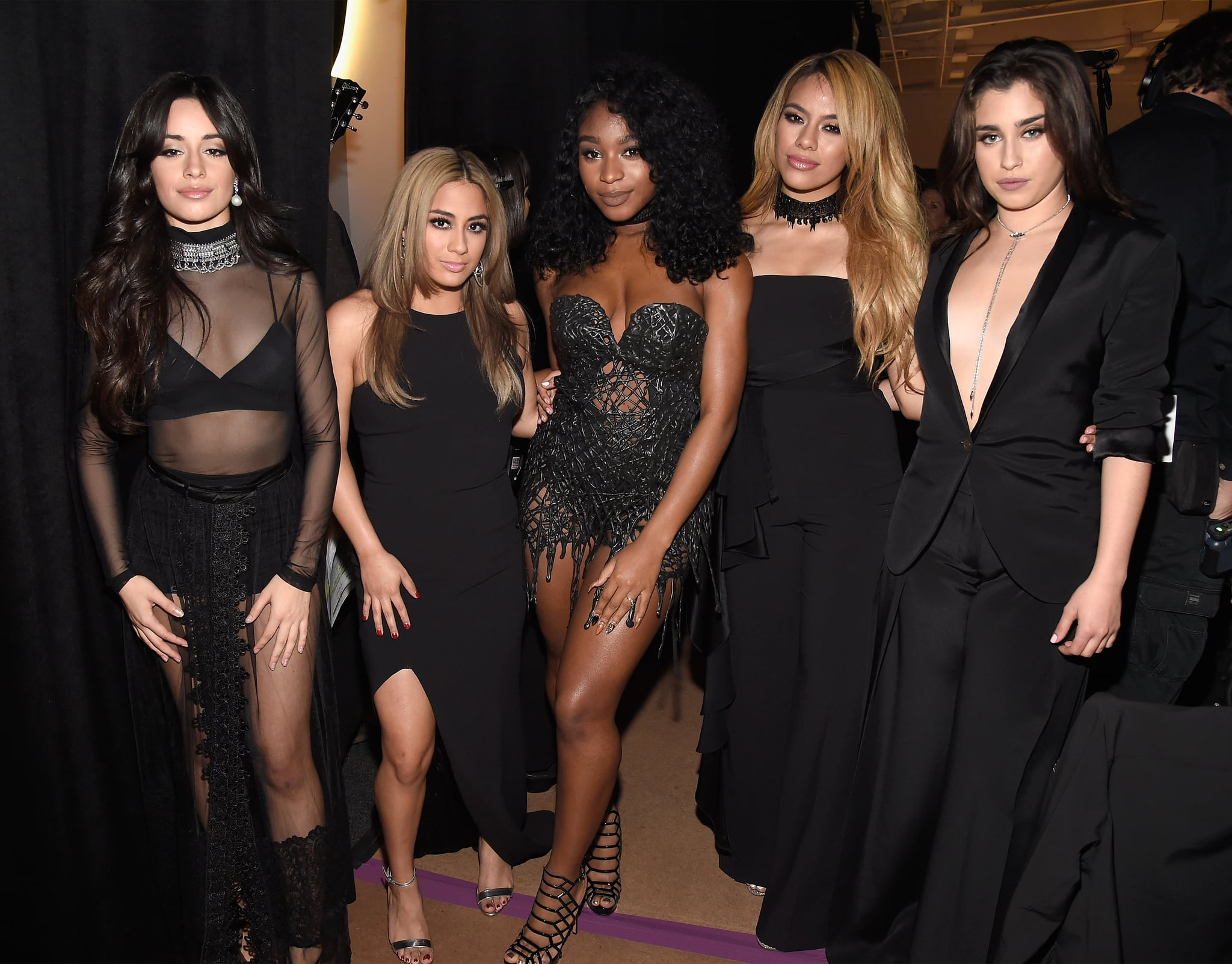 International women s day lauren jauregui fifth harmony camila cabello - Fifth Harmony Made Headlines Late Sunday Night When It Was Announced That One Of Their Members Camila Cabello Was Leaving The Group