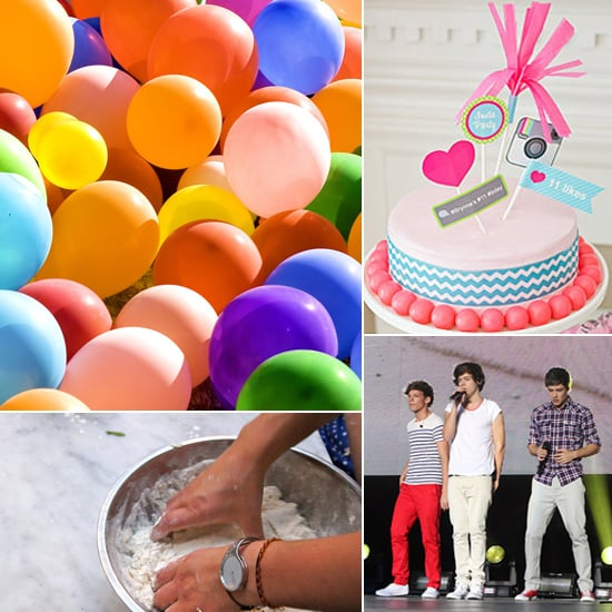 Birthday Party Ideas For Older Kids POPSUGAR Moms