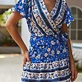 FZ Boho Wrap Dress