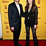 Keri Russell and Matthew Rhys Could Start a Fire With Their Sexy Night Out in NYC