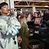 Rihanna Fans Showed Up to Buy Her Latest Fenty Range and Got So Much More