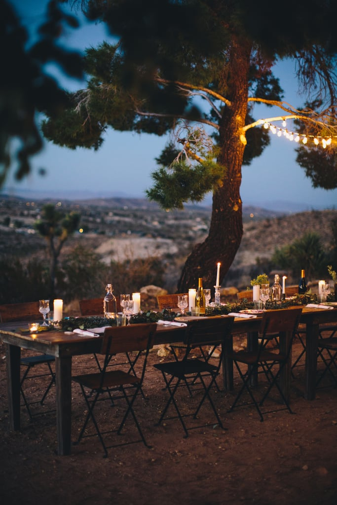 This Couple Threw Their Stylish Wedding at a Joshua Tree Airbnb