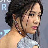 Constance Wu at the Critics' Choice Awards