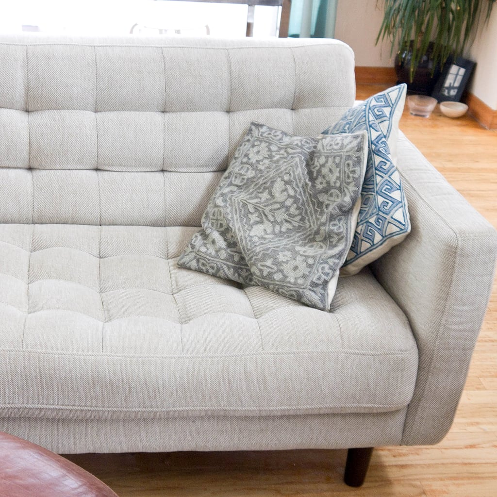 Deep-Clean Your Natural-Fabric Couch