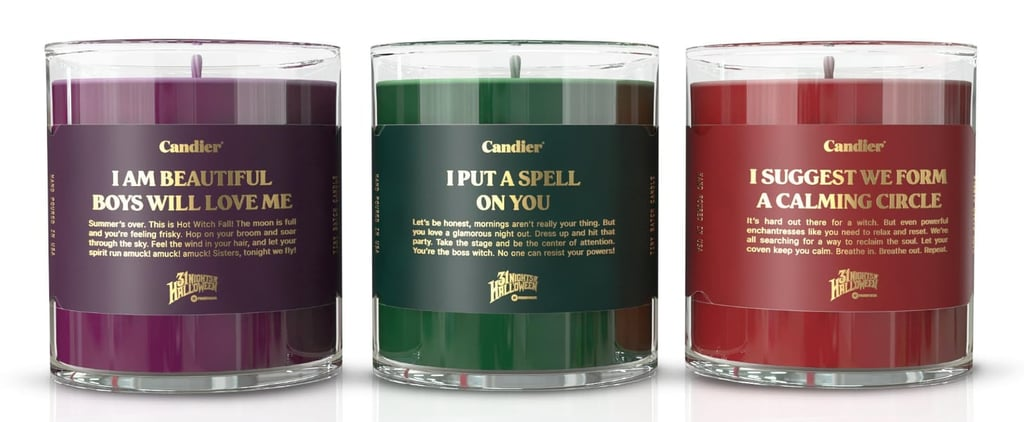 This Hocus Pocus Candle Collection Is Made of Magic