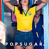 Even Victoria's Secret Models Were Upset About Brazil's World Cup Loss