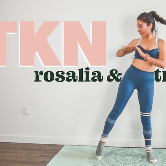"Leg and Cardio Workout to ""TKN"" by Rosalía and Travis Scott"