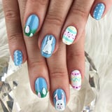 Hop Into the Easter Holiday in Style With These 100+ Festive Nail Art Ideas
