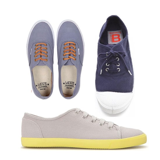 Shop Our Top 5 Trainers from Superga, Bensimon, Vans + more: