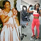How Long It Took Her to Lose Weight