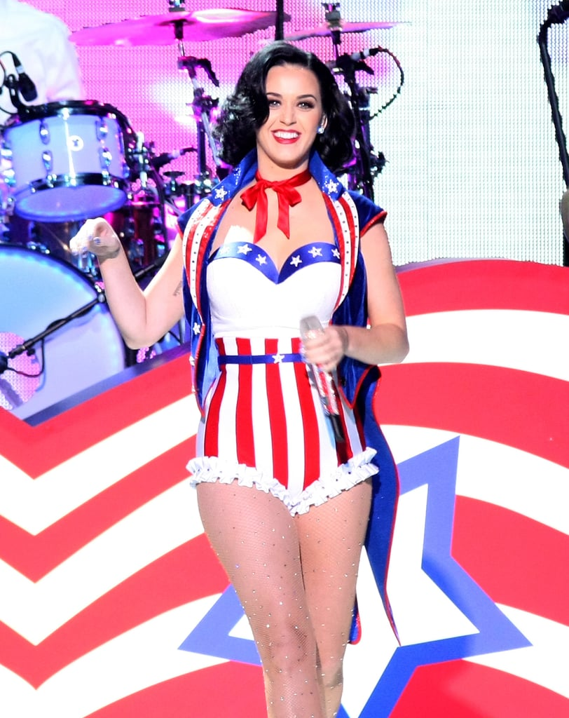 Katy Perry was among the favorite performers of Inaugural weekend.
