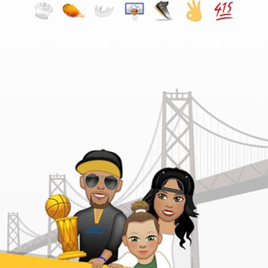 Steph Curry Emoji App