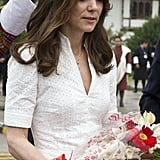 Kate's Necklace From the Queen of Bhutan
