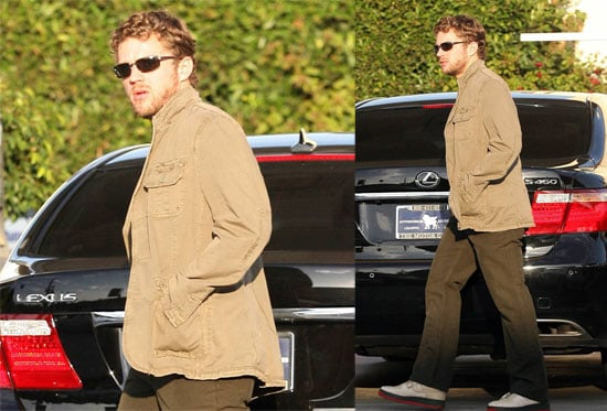 Ryan Phillippe: Grizzly Man