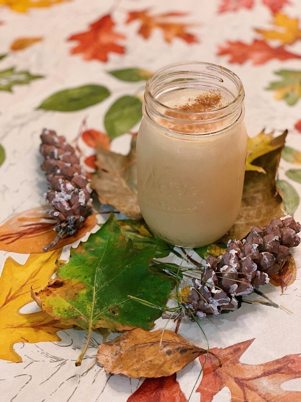 Protein shake recipe for fall