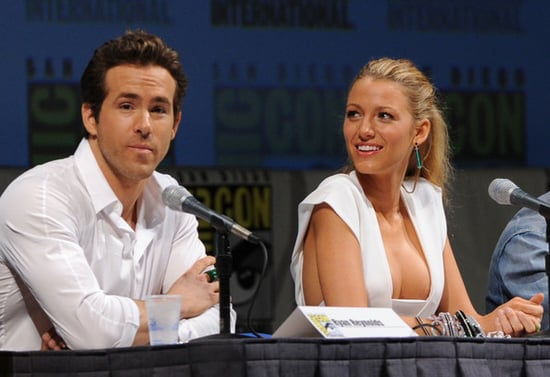 "Green Lantern"" Panel - Comic-Con 2010"