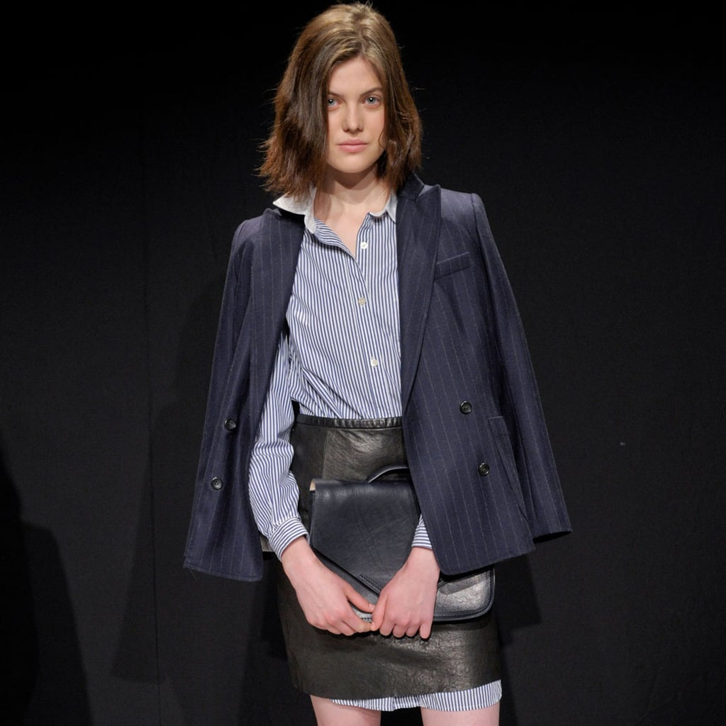 See All the Effortless-Chic Looks From Steven Alan's Fall 2013 Runway