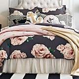 The Emily & Meritt Bed Of Roses Duvet Cover + Sham