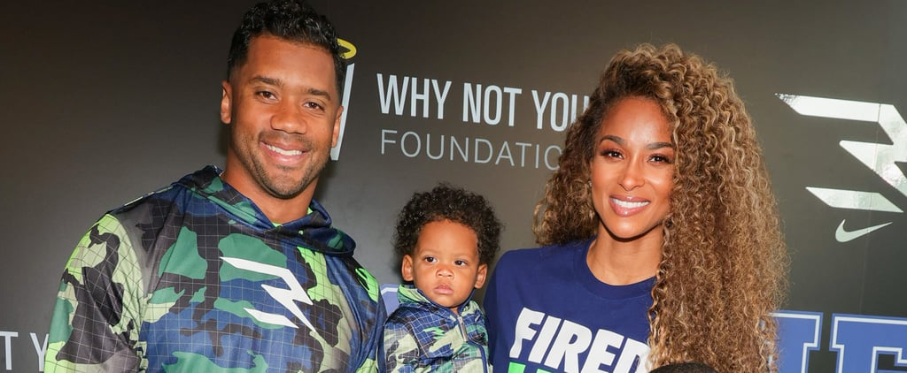 Ciara and Russell Wilson Throw Win a First Birthday Party