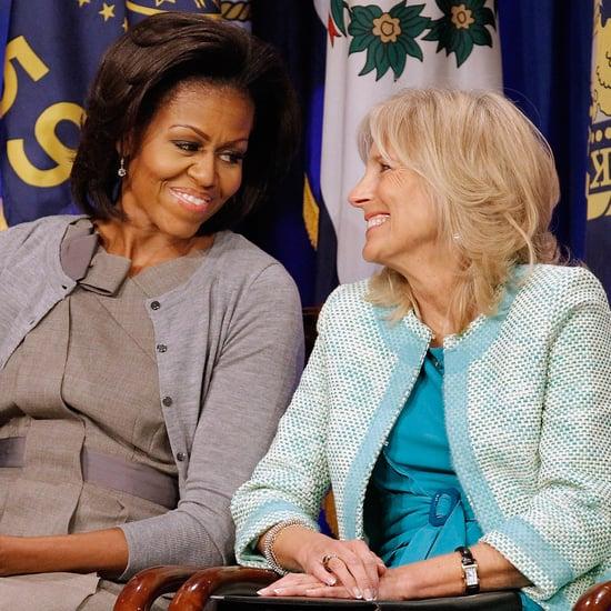 Michelle Obama on Wall Street Journal Op-Ed About Jill Biden