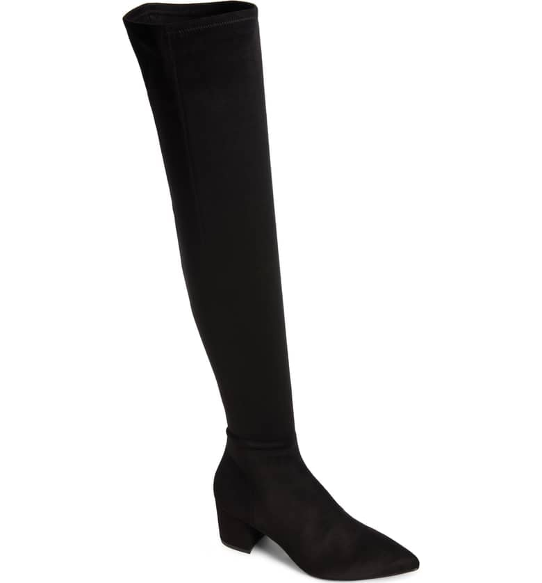 871f28a050c Steve Madden Brinkley Over the Knee Stretch Boots