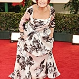 Sharon Osbourne at the Golden Globes.