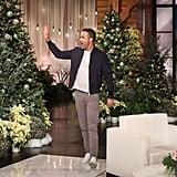 Photos of Ryan on Ellen