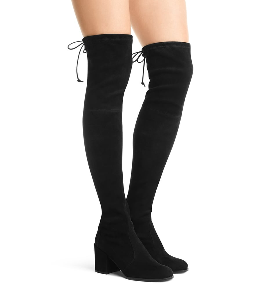 Over-the-Knee Boots to Pair With Miniskirts or Skinny Jeans