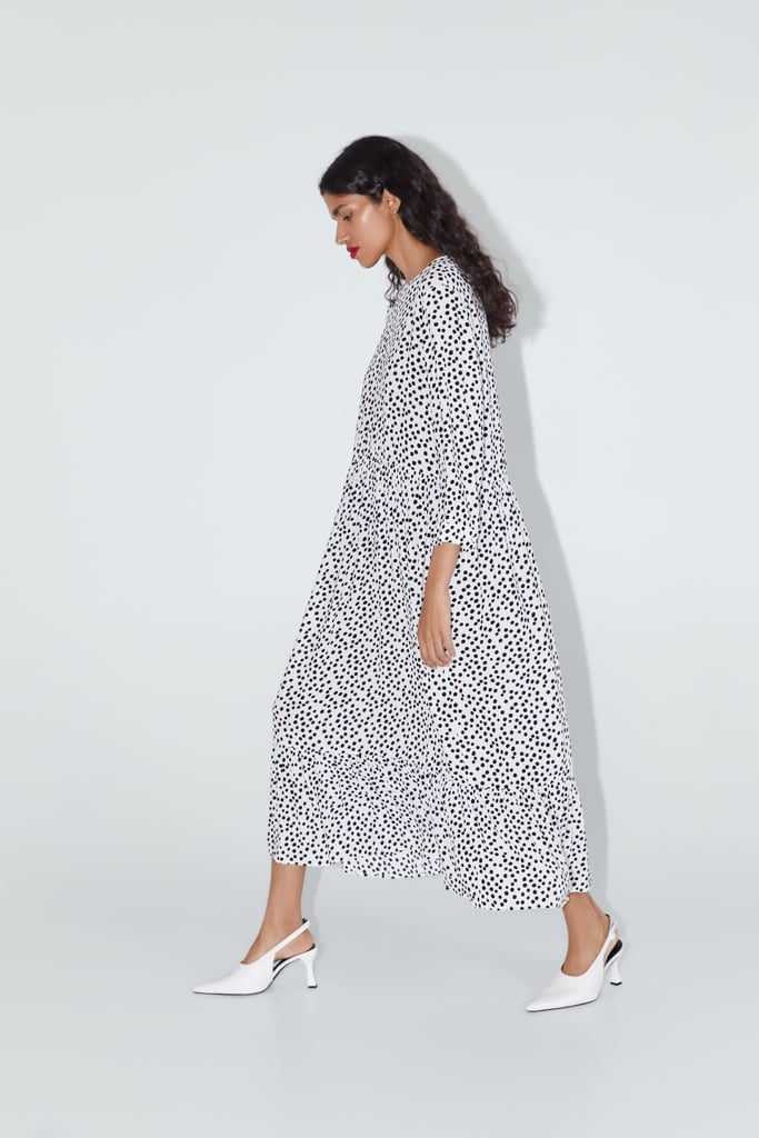 The Polka-Dot Dress From Zara That Went Totally Viral