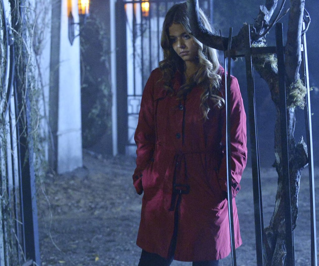 Alison DiLaurentis (as Red Coat) | Pretty Little Liars Halloween ...