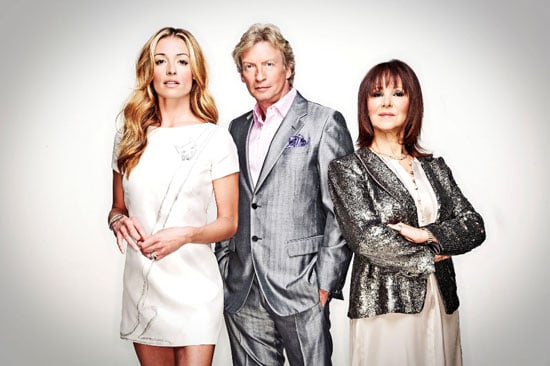 Photos of Cat Deeley, Arlene Phillips, Nigel Lythgoe So You Think You Can Dance UK Gossip