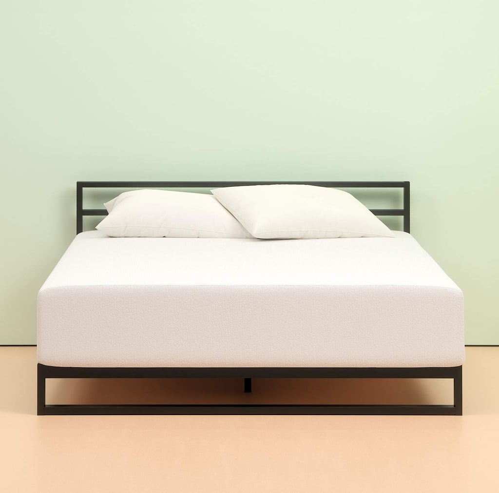 zinus memory foam 12 inch green tea mattress best products from amazon popsugar smart living. Black Bedroom Furniture Sets. Home Design Ideas