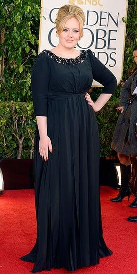 Adele(2013 Golden Globes Awards)