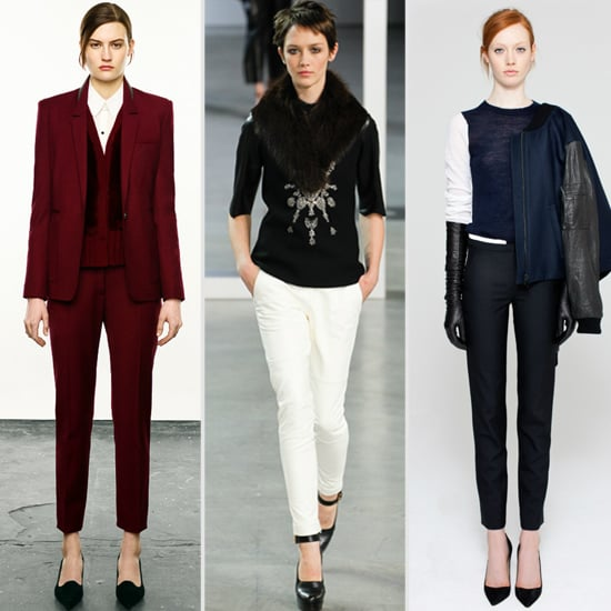 Smoking Hot—14 Must-Have Cigarette Pants For Fall 2012