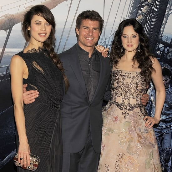 Tom Cruise Premieres Oblivion in Argentina