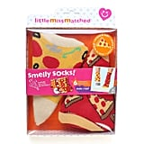 Smelly Pizza Sock Gift Set