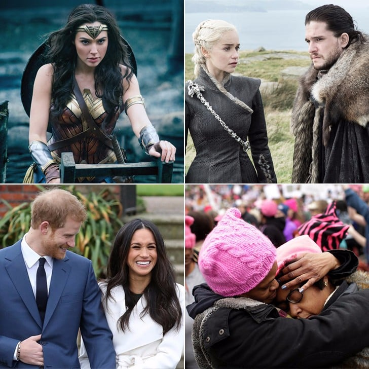 The 20 Biggest, Craziest, and Most Inspiring Moments of 2017