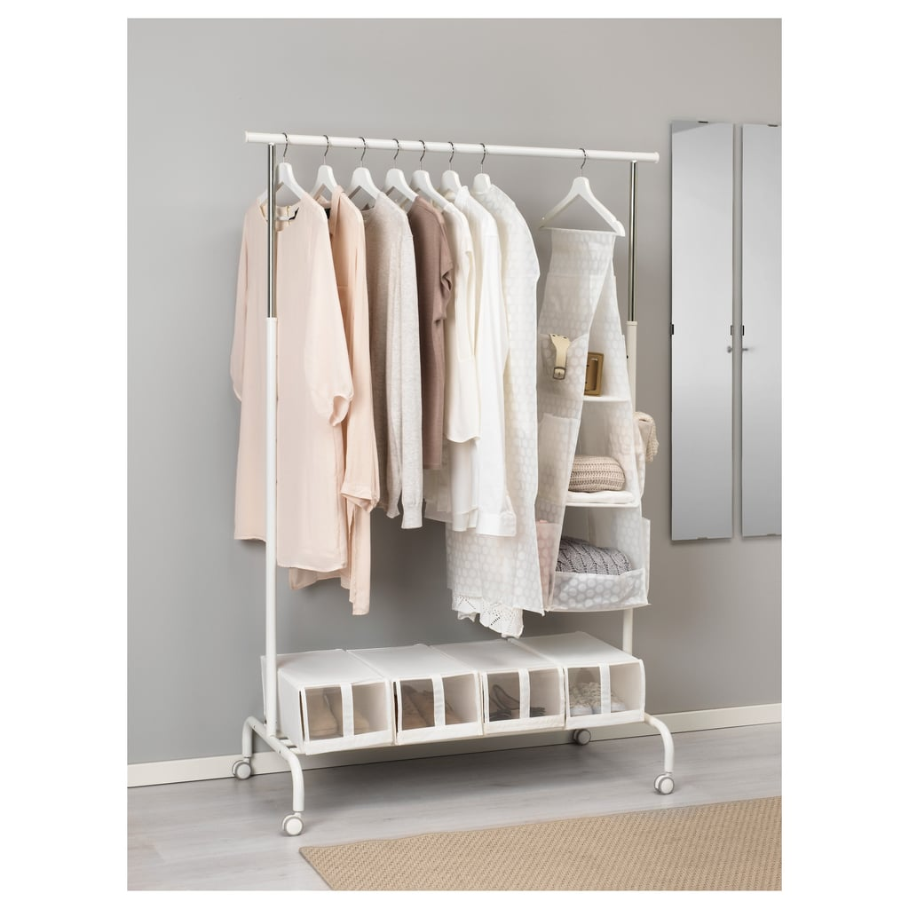 Pluring Hanging Storage With 3 Compartments