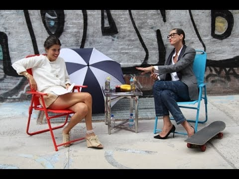 Jenna Lyons's Styling Tips