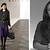 In case you missed it, Lauren by Ralph Lauren's Fall fashion show had commentary from Fab. Watch it now.