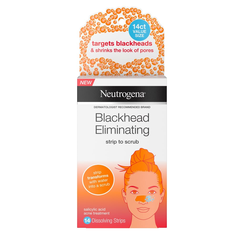 Neutrogena Blackhead Eliminating Pore Strip to Facial Scrub
