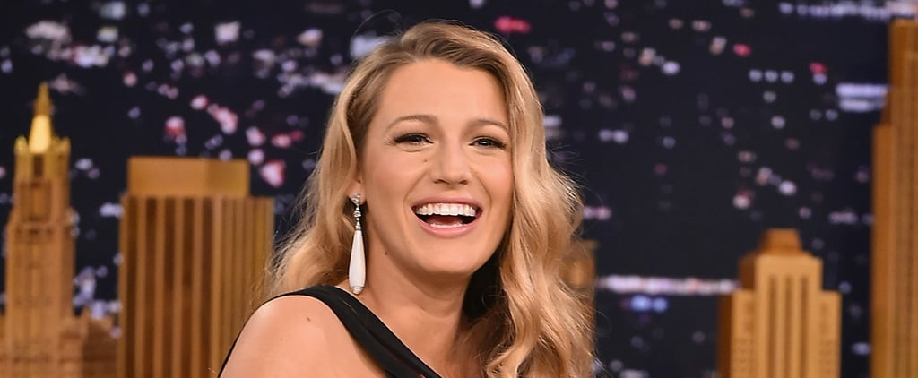 Blake Lively Tells a Funny Story About the Inappropriate Way Her Daughter Sometimes Pronounces Words