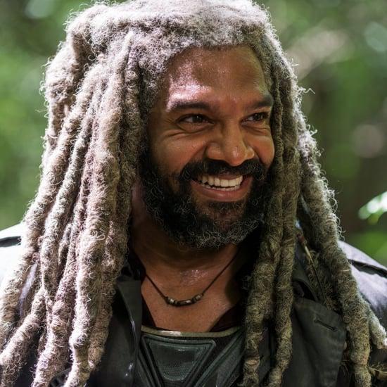 Who Plays King Ezekiel on The Walking Dead?