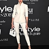 Olivia Culpo at the InStyle Awards 2019
