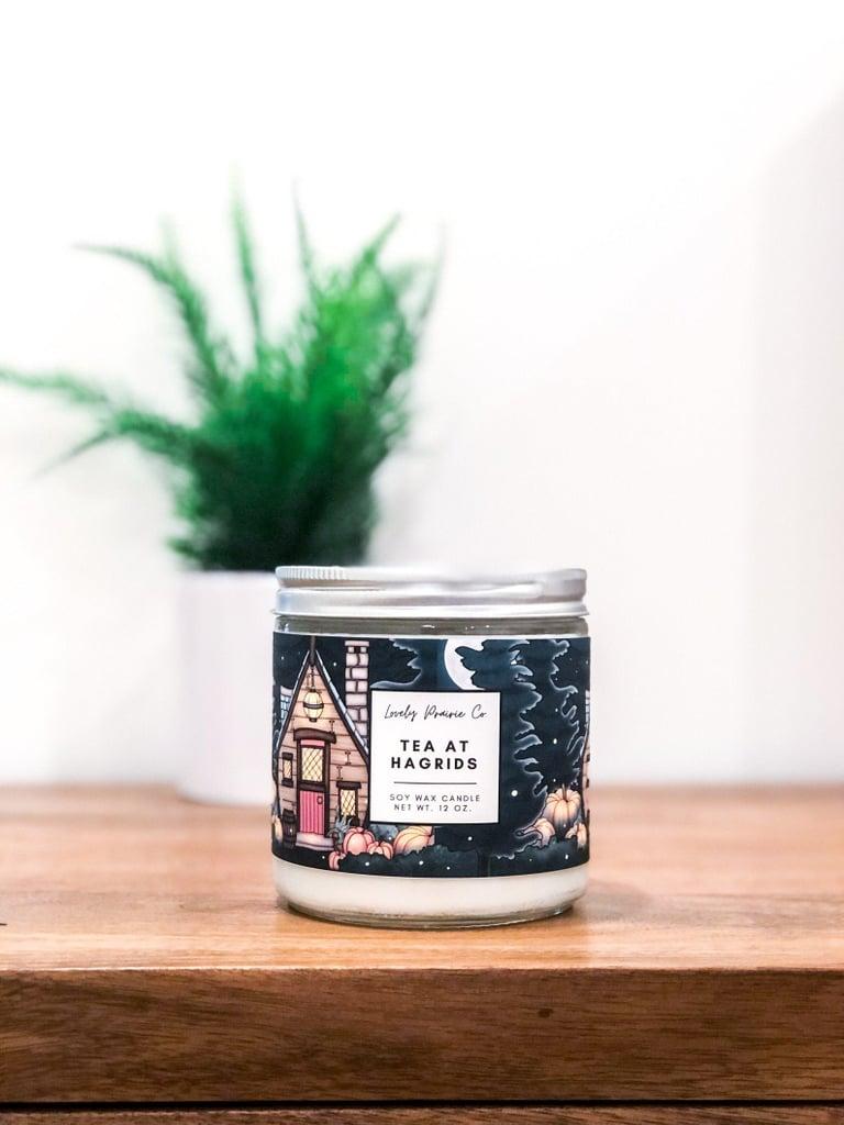 Tea at Hagrid's Candle