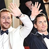 In 2016, Ryan Gosling and Matt Bomer were a sight for sore eyes at the screening of The Nice Guys.